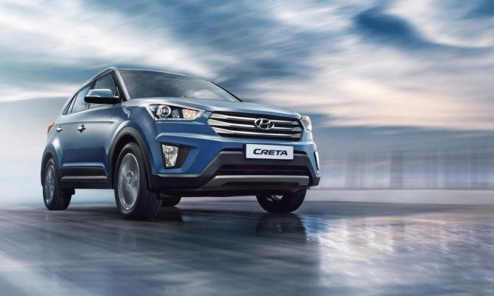 Hyundai Creta 2018 года - цены, комплектации, фото и видео