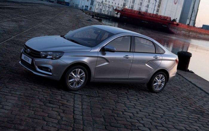 Lada Vesta 2018 года - характеристики, цены, фото