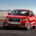 Audi Q2 2018 — комплектации, цены, видео и фото