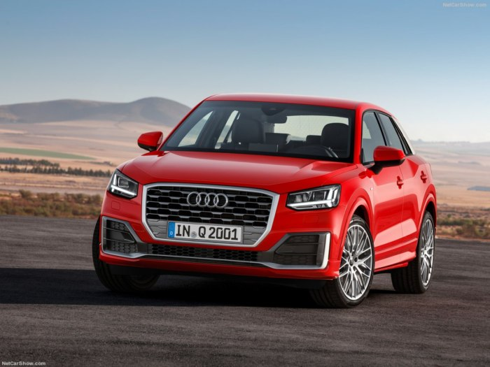 Audi Q2 2018 - комплектации, цены, видео и фото