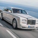 Rolls Royce Phantom 2018 — комплектации, цены, фото и характеристики