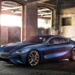 BMW 8 Series 2017 года — фото, характеристики, комплектации и тест-драйв