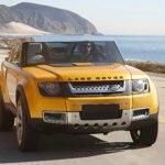 Land Rover Defender 2018 года — цены, фото, комплектации
