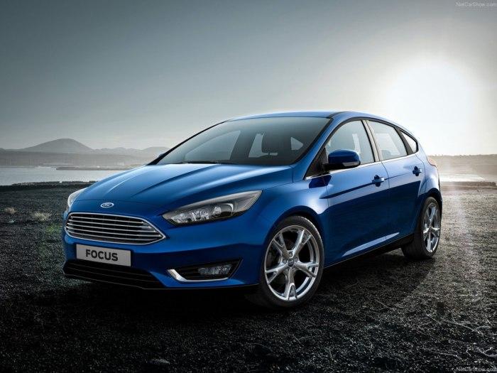 Форд фокус 2017 года новая цена