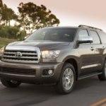 Toyota Sequoia 2018 модельного года: цены, комплектации, фото и характеристики