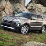 Ford Explorer 2018 — комплектации, цены и фото