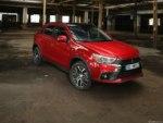 Мицубиси АСХ 2018 новый кузов, цены, комплектации, фото, видео тест-драйв