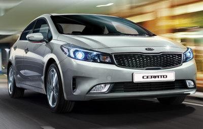 Kia Cerato 2018 модельного года: цены, комплектации, фото и характеристики