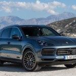 Porsche Cayenne 2018 — комплектации, цены, фото и характеристики