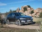 BMW X3 2018 новый кузов, цены, комплектации, фото, видео тест-драйв