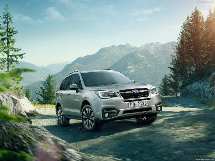 Subaru Forester 2018 модельного года: цены, комплектации, фото и характеристики