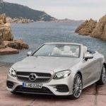 Mercedes E-Class Coupe Mercedes E-Class Cabriolet обновили линейку своих двигателей