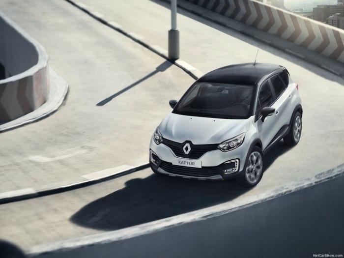 Renault Kaptur 2018-2019 модельного года: цены, комплектации, фото и характеристики