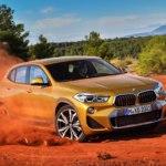 Были опубликованы фото и технические характеристики BMW X2