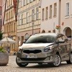 Kia Carens 2017 — комплектации, цены и фото