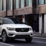 Кроссовер Volvo XC40 выйдет из-под бельгийского конвейера