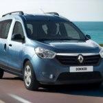 Renault Dokker в начале декабря приедет в Россию