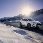 Следующий февраль принесет нам спортивную версию Lexus RX