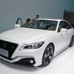 Toyota запустила новое поколение седана Crown