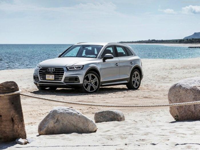 Audi q5 2018. Подробный обзор, подлинные фото, тест драйв