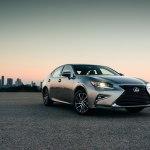 Lexus ES 2018: комплектации, цены и фото