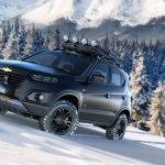 Chevrolet Niva 2018 — комплектации, цены, фото и характеристики