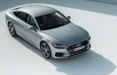 Audi A7 2018 модельного года: цены, комплектации, фото и характеристики