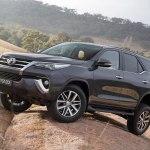 Toyota Fortuner 2018 — комплектации, цены, фото и характеристики