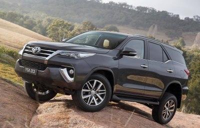Toyota Fortuner 2018 - комплектации, цены, фото и характеристики