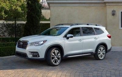 Subaru Ascent 2018 модельного года: цены, комплектации, фото и характеристики