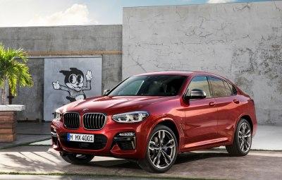 BMW X4 2019: фото, цены и комплектации