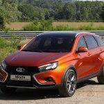 Седан Lada Vesta получил новые опции